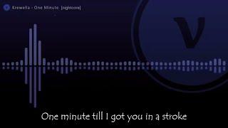Repeat youtube video Nightcore - One Minute [Krewella] lyrics