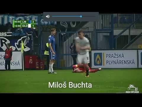 Red cards in Czech Football ( Červené karty české ligy )