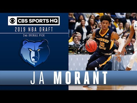 Ja Morant brings instant excitement in Memphis | 2019 NBA Draft | CBS Sports HQ