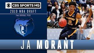 Ja Morant brings instant excitement in Memphis | 2019 NBA Draft | CBS Sports HQ