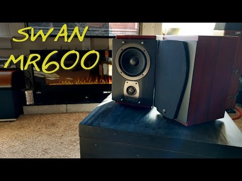 Z Review - Swan RM600mk2 (Pretty and Loud and Expensive-ish)