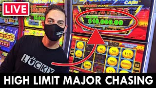 🔴 LIVE HIGH LIMIT 🎰 Chasing a $10,000 MAJOR