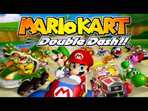 Gamecube Month - Let's Play: Mario Kart: Double Dash!!