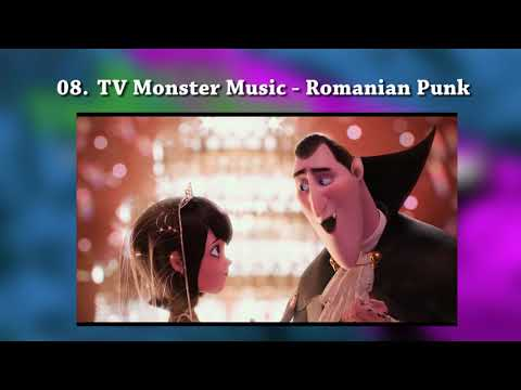 OST Hotel Transylvania 1, 2, 3 – Soundtrack List – Compilation Music