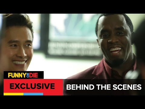 BTS Of 'Rush Hour 4: FaceOff 2' with ByungHun Lee and Sean Combs