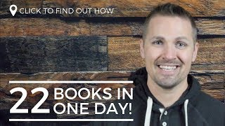 "How I ""Read"" 22 Books in One Day with Blinkist"