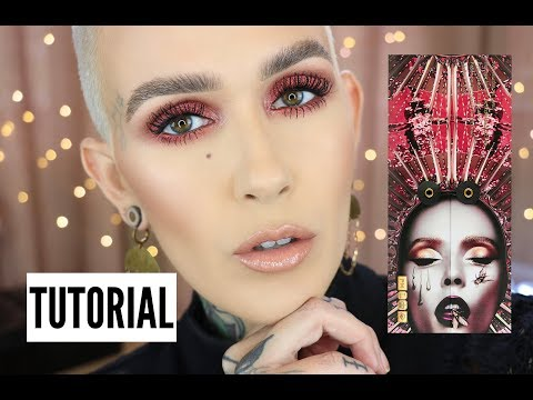 Red Smoky Eye: Pat McGrath Bronze Seduction Palette thumbnail