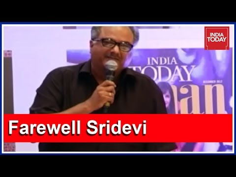 Boney Kapoor Speaks About Falling In Love With Bollywood Diva, Sridevi
