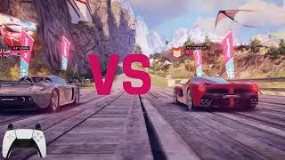 1v1 is Back ! | Asphalt 9 1 Vs 1 Tournament Mode Gameplay (ft. Laferrari)