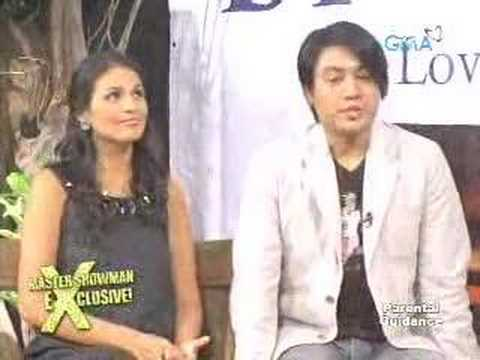 Ken Chu and Iza Calzada in Master Showman Walang Tulugan