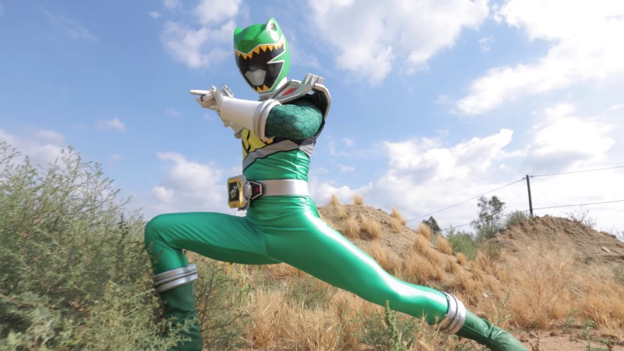 - Go Go Power Rangers!] DINO CHARGE Cosplay CMV Feature - YouTube