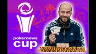 PN Cup Kulata High Roller Champion Dimitrios Michailidis