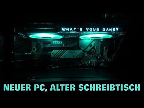Mein Gaming & Streaming Setup - Alt VS Neu