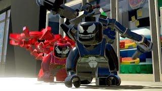 LEGO Marvel Super Heroes EXTRAS #55 - VENOM VS CARNIFICINA