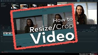 How To Resize/Trim Videos  |  FREE VIDEO CROPPER!!!