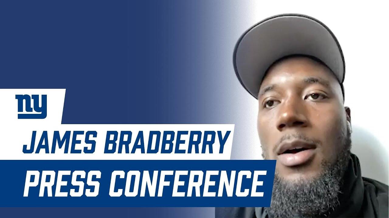 James Bradberry on Turning Focus Towards Week 4 vs. Rams   New York Giants