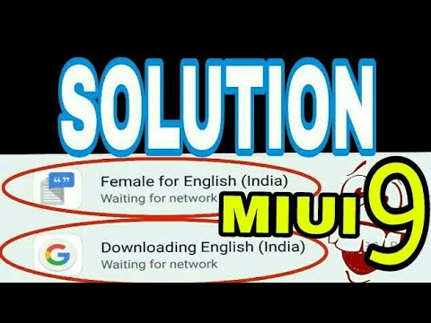 downloading english waiting for wifi