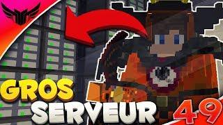 JE POSSÈDE DES GROS SERVEURS ! | Minecraft Aventure moddé EP.49 - FTB Révélation