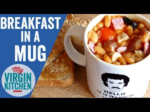 COOKED BREAKFAST IN A MUG