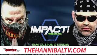 Sami Callihan & Konnan Impact Interview Feb 15! thumbnail