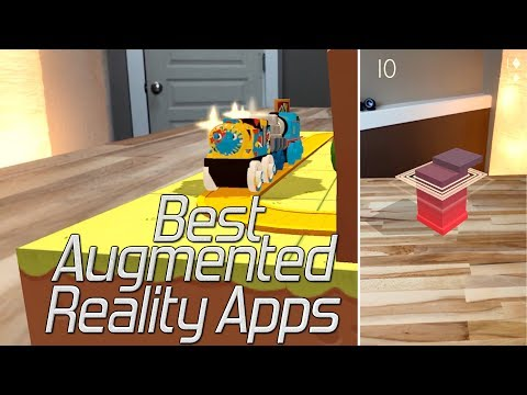 Best Augmented Reality Apps using iOS 11