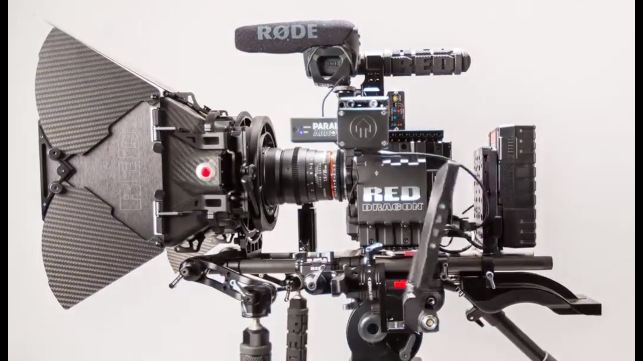 Utah Video Production Company - Red Cinema Camera Rentals - YouTube