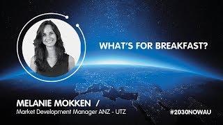 Melanie Mokken Market Development Manager ANZ - UTZ