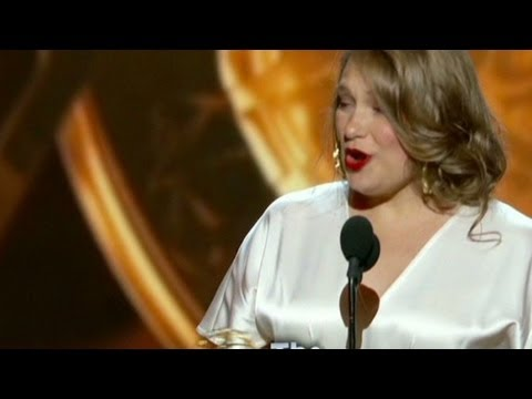 The best acceptance speech ever