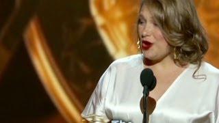 The best acceptance speech ever
