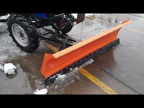 Купить Отвал (лопата) для минитрактора ДТЗ-5244 Обзор Agrotractor.com.ua