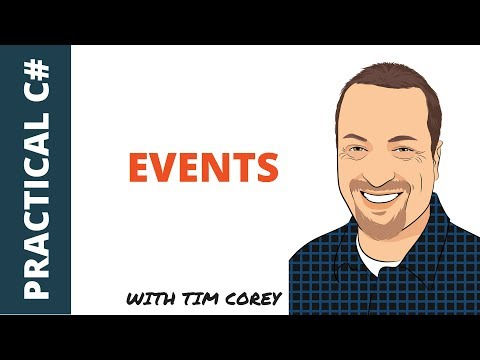 C# Events - Creating and Consuming Events in Your Application