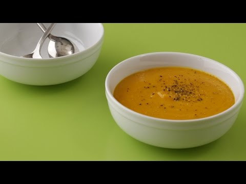 Spiced Autumn Soup - Martha Stewart