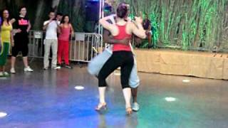 TONY PIRATA & CHERAZAD, Africadançar 2011: Music: Rei Helder ft yuri da cunha essa quer me matar