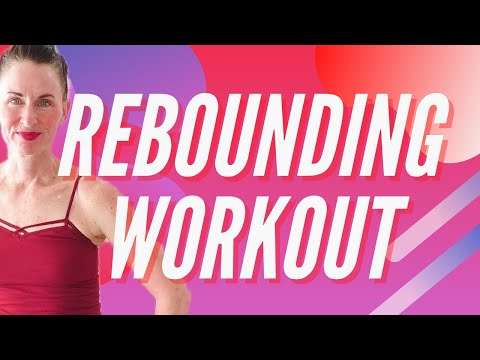 REBOUNDER Workout for Weight Loss ⚫️ Cardio➕Upper/Lower Body Sculpt➕ Flexibility