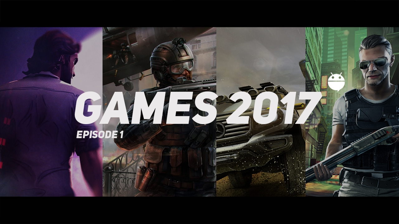 Top 5 Best Android Games of 2017 | Free Download