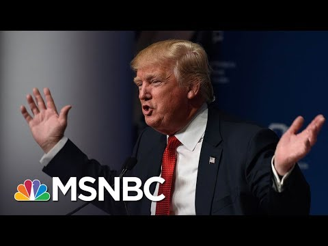 Donald Trump's Presidency Is A Cancer On This Nation | AM Joy | MSNBC