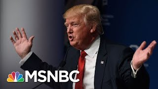 Donald Trump's Presidency Is A Cancer On This Nation   AM Joy   MSNBC