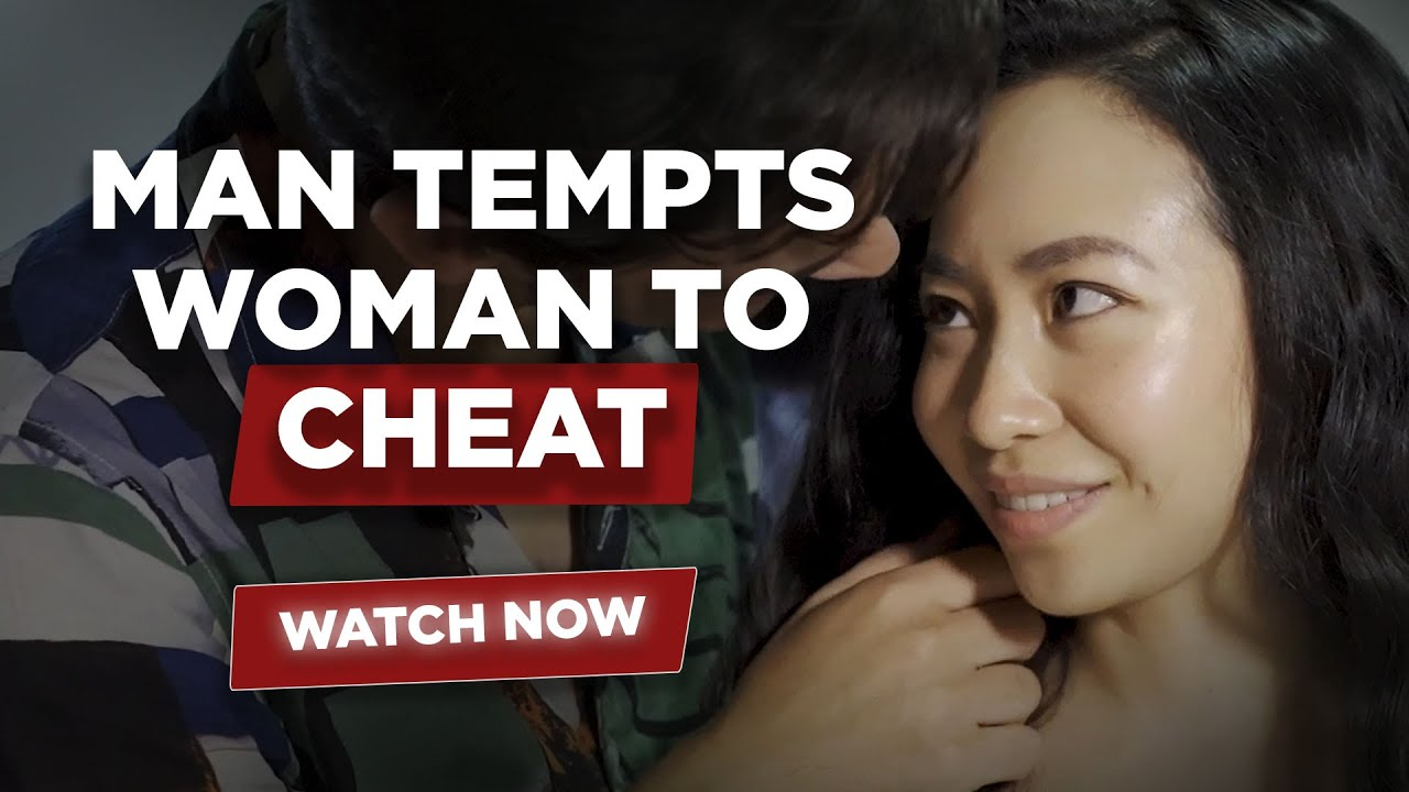 Man Tempts Woman To Cheat, Watch What Happens Next | Jay Shetty