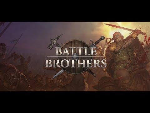 Battle Brothers. ExpertIronmen. 8. Призраки и первый уник.