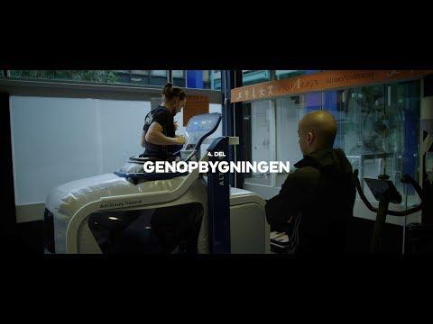 ERIK JOHANSSON: 4. DEL - GENOPBYGNINGEN