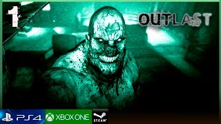 OUTLAST Gameplay Español Parte 1 Walkthrough | EL MANICOMIO - PC ULTRA 1080p 60FPS