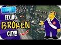 Bad Mayor RUINS City - Can we FIX it?? (Cities: Skylines Scenario)