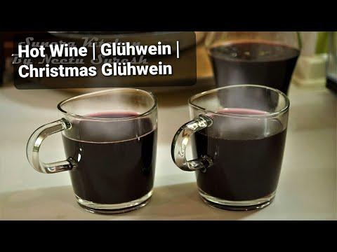 Glühwein | Christmas Glühwein | German Mulled Wine | Neetu Suresh