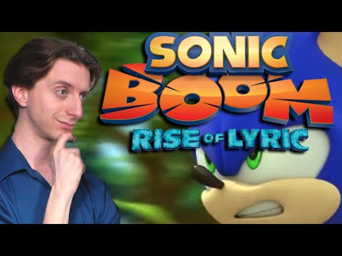 Sonic Boom Rise of Lyric Review