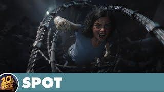 Alita: Battle Angel | Offizieller Spot: Past Power | Deutsch HD German
