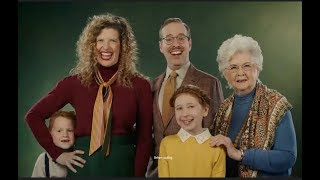 Little Caesars Commercial 2019 EXTRAMOSTBESTEST Family Photo