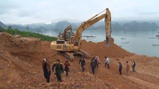 Hòa Bình ổn định cuộc sống người dân tái định cư trước Tết Mậu Tuất