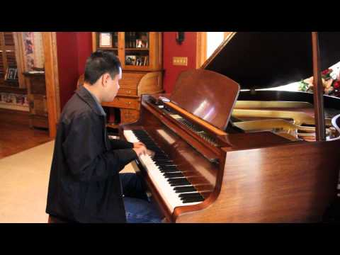 ELEANOR RIGBY - Beatles Piano Cover By Blind Piano Prodigy Kuha'o