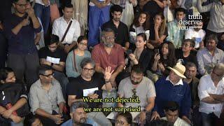 [4K] Vishal Bhardwaj's dig at PM Narendra Modi with Poem (Translated)