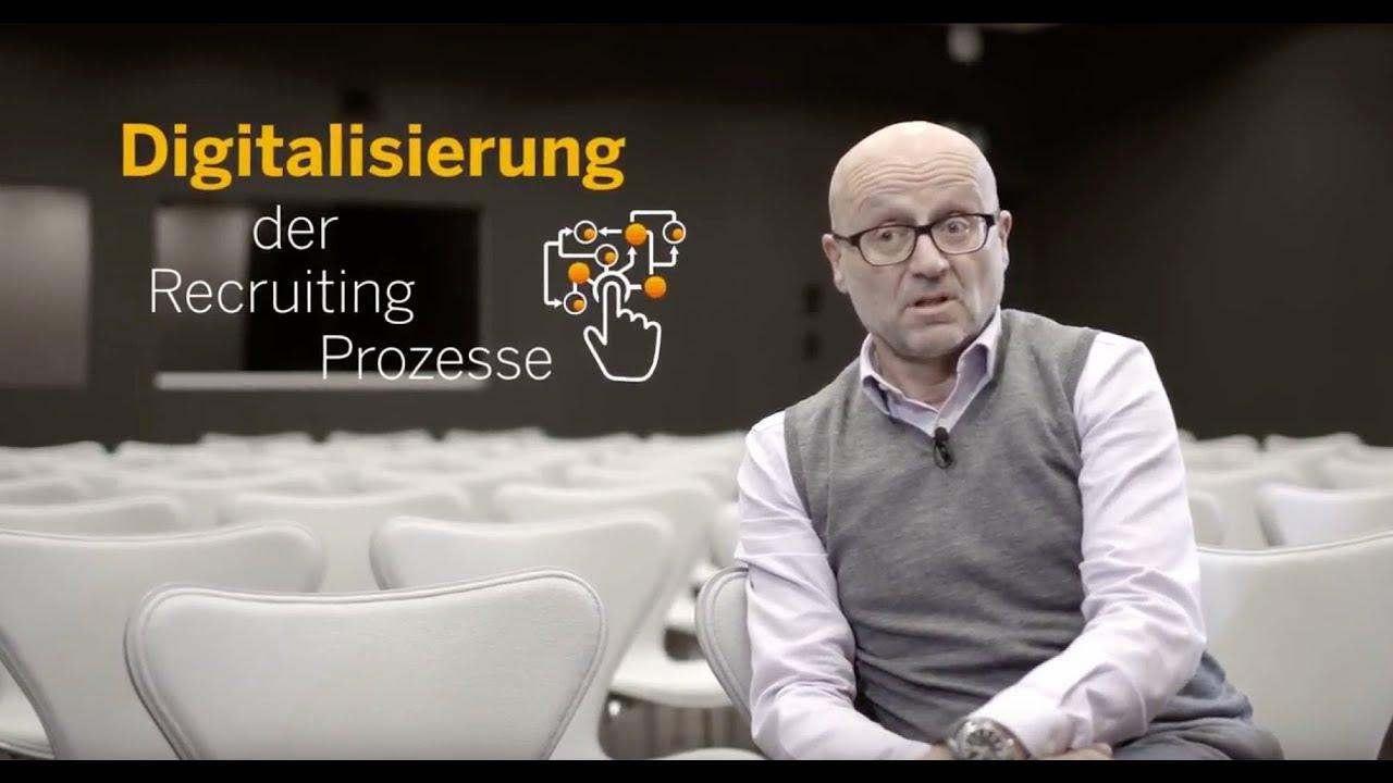 SAP SuccessFactors Recruiting im Einsatz bei Rivella